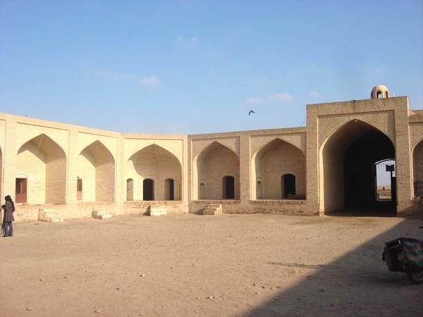 Maranjab- Caravanserai