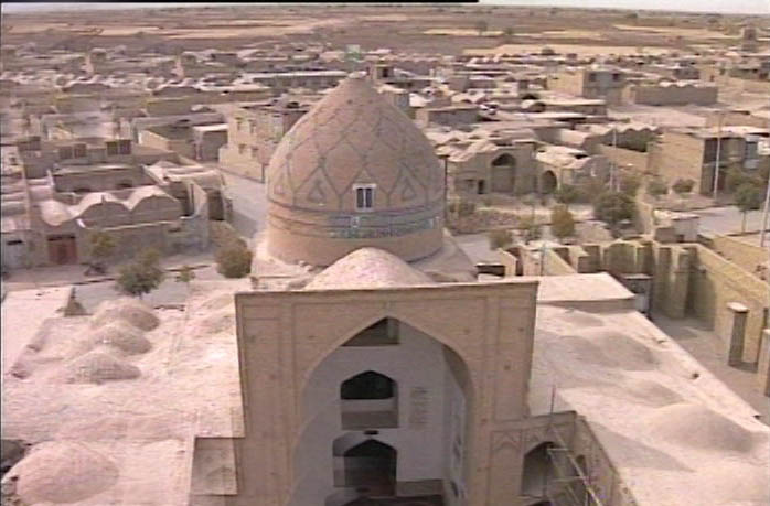 Jame Mosque of Varzaneh