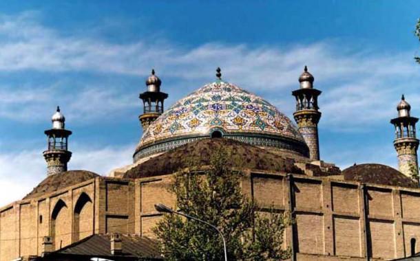 Sepahsalar Mosque