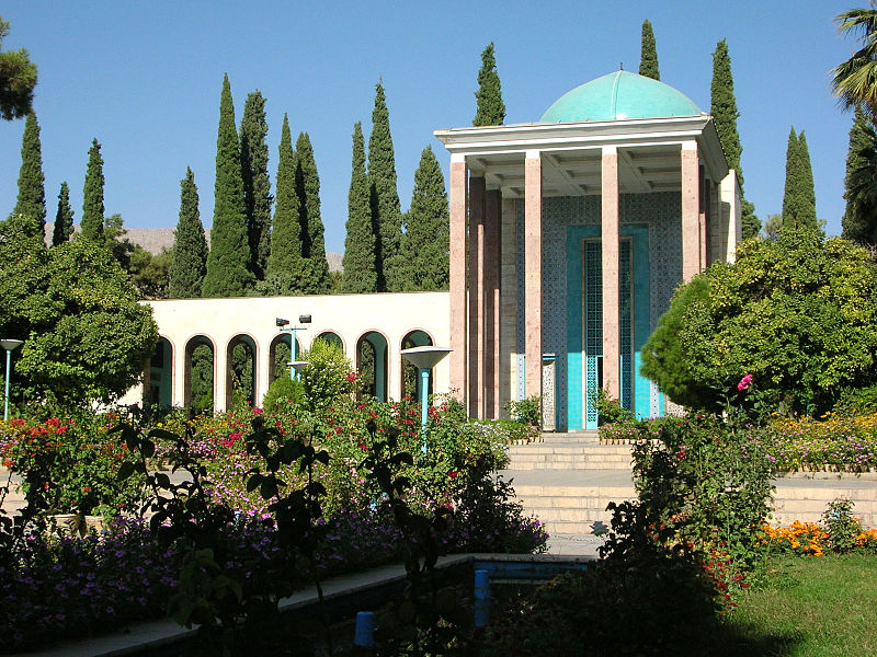 tomb-of-saadi