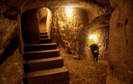 Underground city of Huy