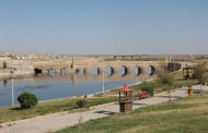 Varzaneh Bridge