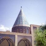 مقبره ابولولو نزدیک باغ فین