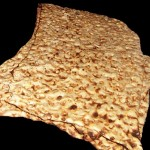 Sangak: Plain, rectangular, or triangle-shaped leavened flatbread that is stone-baked.