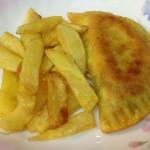 Pirashki (pirozhki): Baked or fried buns stuffed with a variety of fillings.