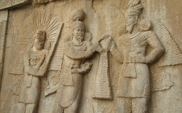 Relief of Ardashir II