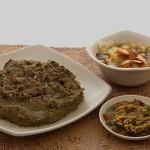 Dizi (piti): Mutton stew with chickpeas and potatoes.