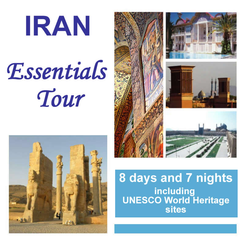 Essentials Tour of Iran