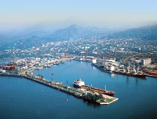 خلیج باتومی Batumi Bay