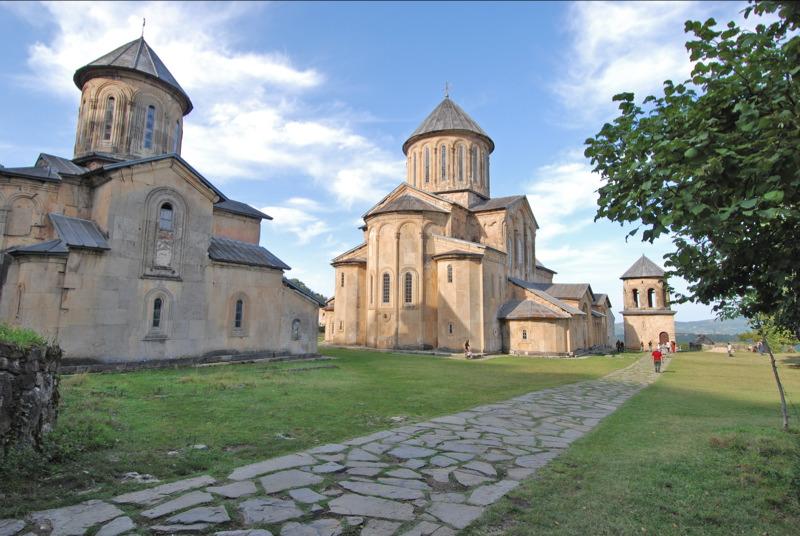 صومعه گلاتی Gelati Monastery