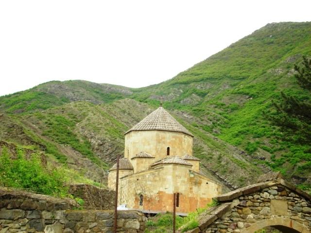 کلیسای آتنی سیونی Ateni Sioni Church