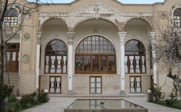 Pottery museum of Tabriz