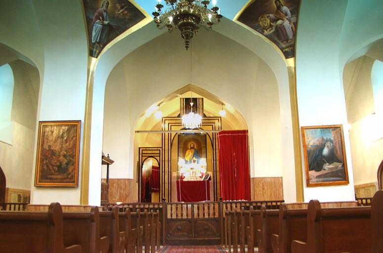 Saint Mary Church of Tabriz