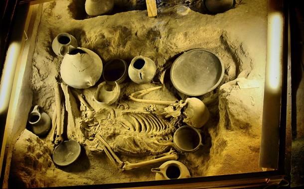 Iron Age museum