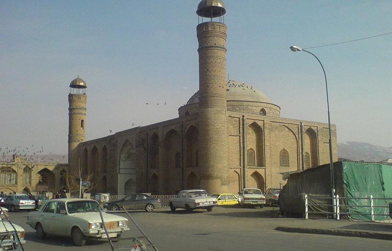 Saheb-ol-Amr Mosque