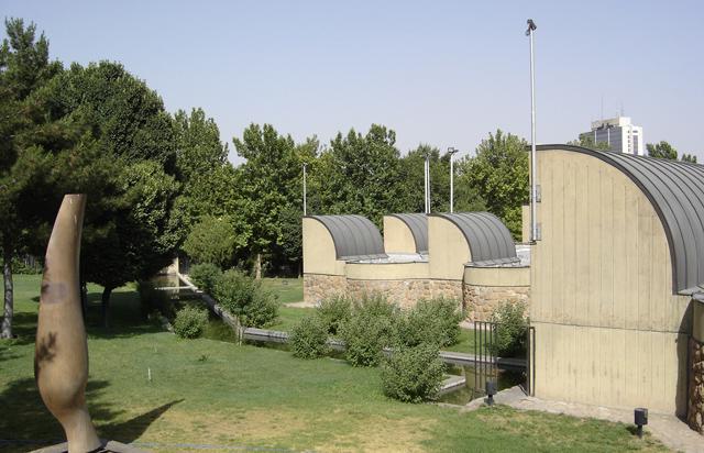 موزه هنر معاصر تهران