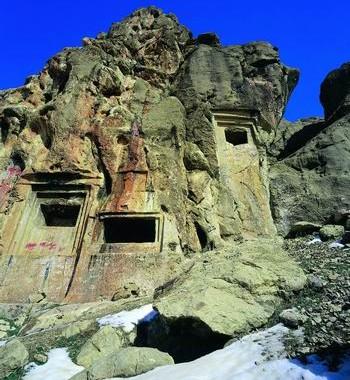 Essaqwand Rock Tombs