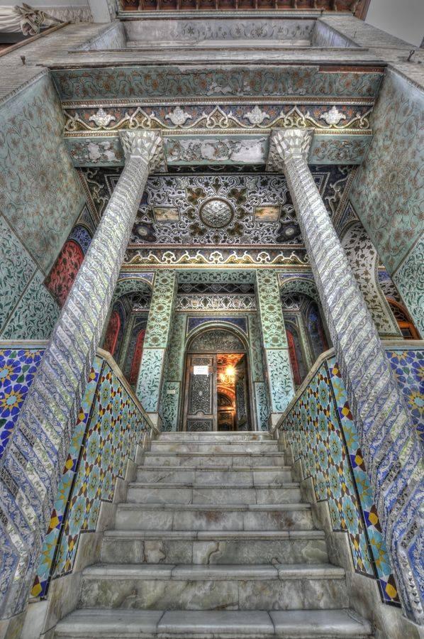 Golestan Palace (videos)