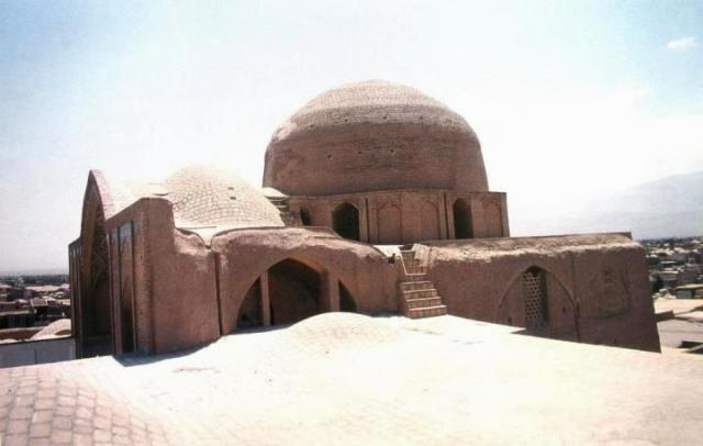 Jameh Mosque of Kashan