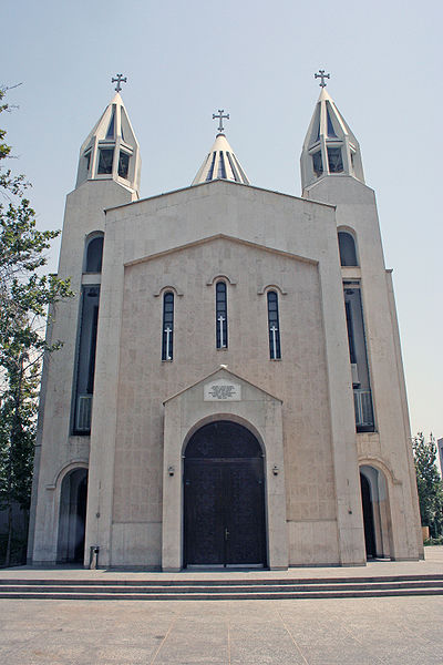 Saint Sarkis Cathedral, Tehran