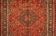 Mashhad rug