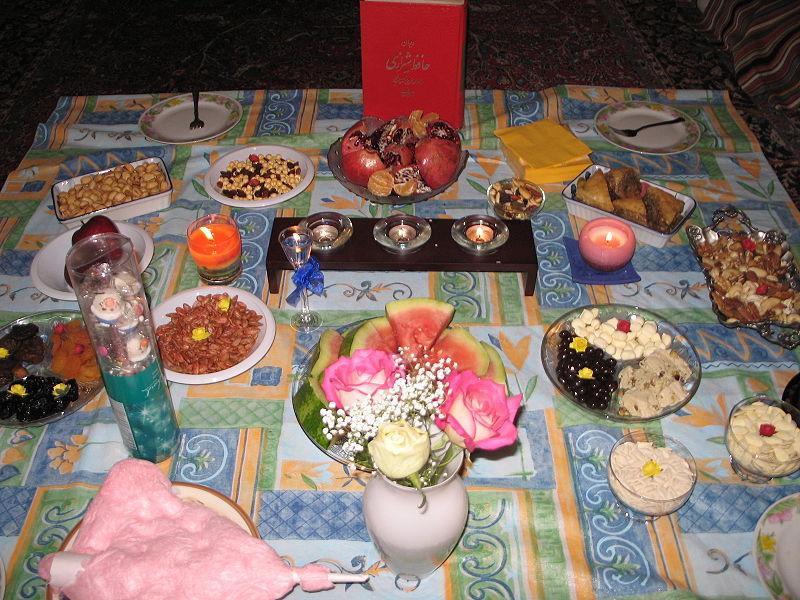 Yaldā Night