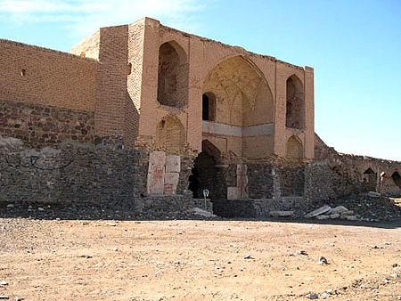 Khargooshi Caravanserai