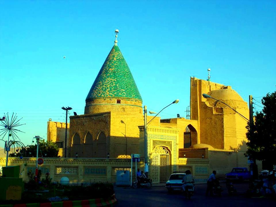 Bayazid Bastami's Shrine