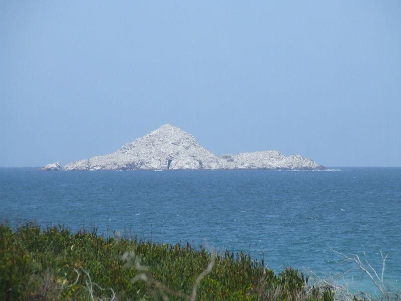 جزیره سنت کرویکس St. Croix Island