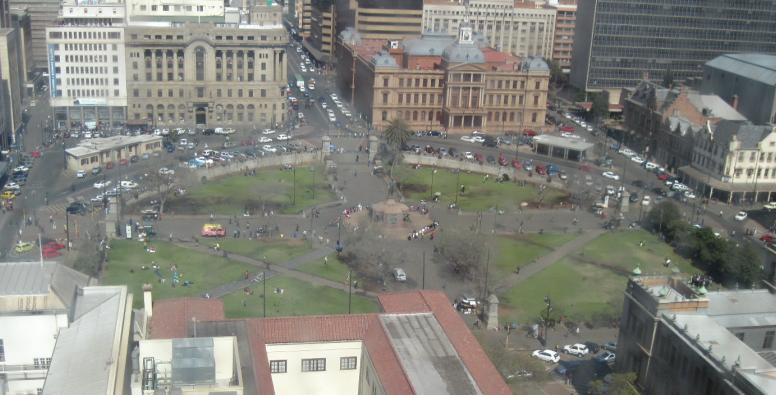 میدان کلیسا Church Square