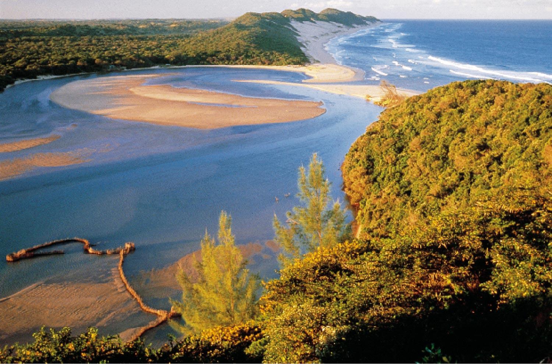 کسی بی Kosi Bay Nature Reserve