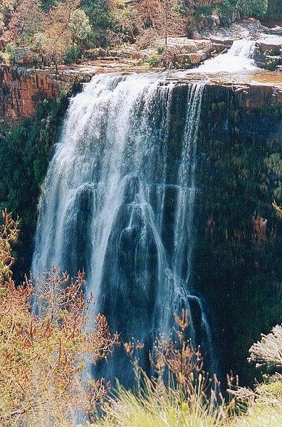 آبشار لیسبون Lisbon Falls