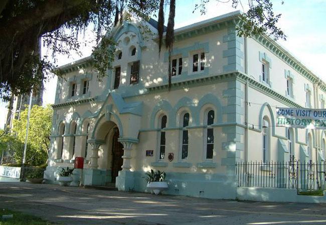موزه آماتول Amathole Museum